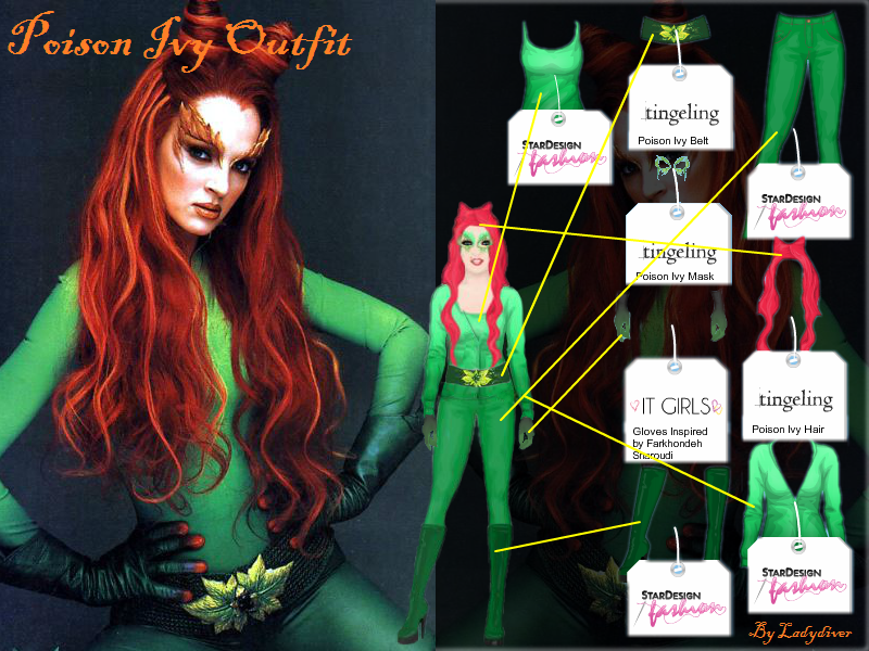 Ladydivers Guide To Stardoll Com How To Costumes Poison