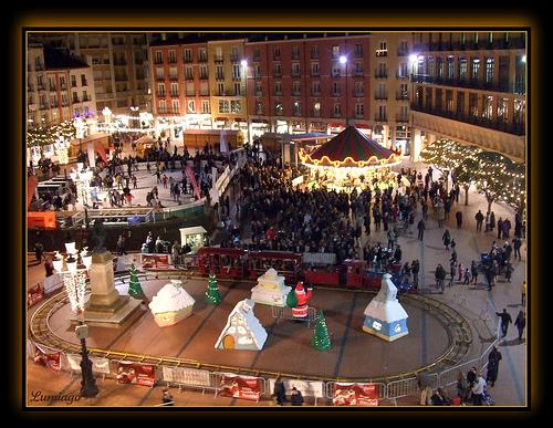 Consejos para un viaje sin limites vacaciones de navidad - Mercado de navidad en madrid ...