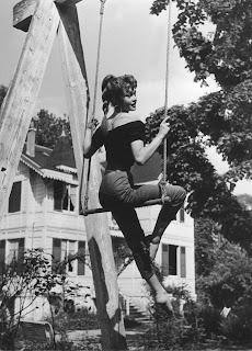 El columpio de Brigitte Bardot