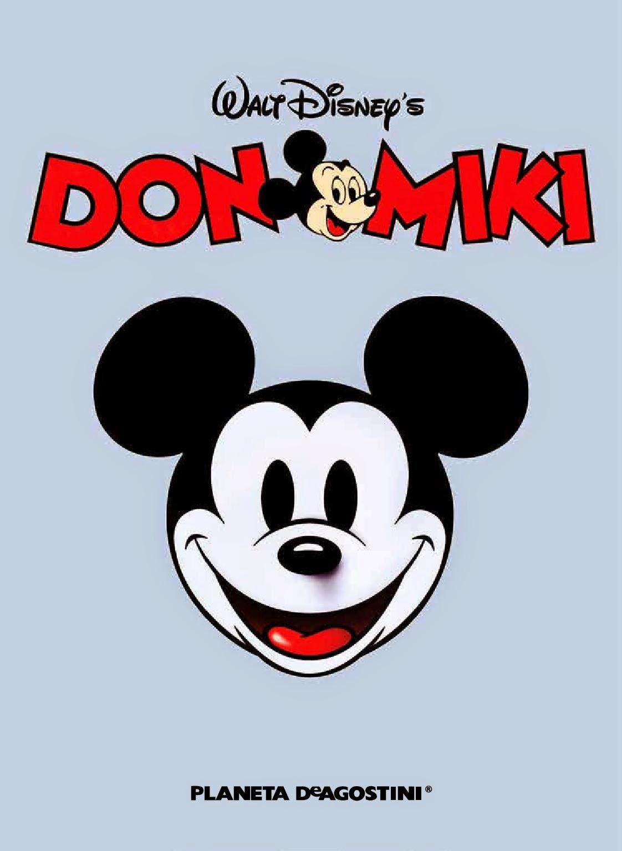 Coleccionable Don Miki-Editorial Planeta DeAgostini