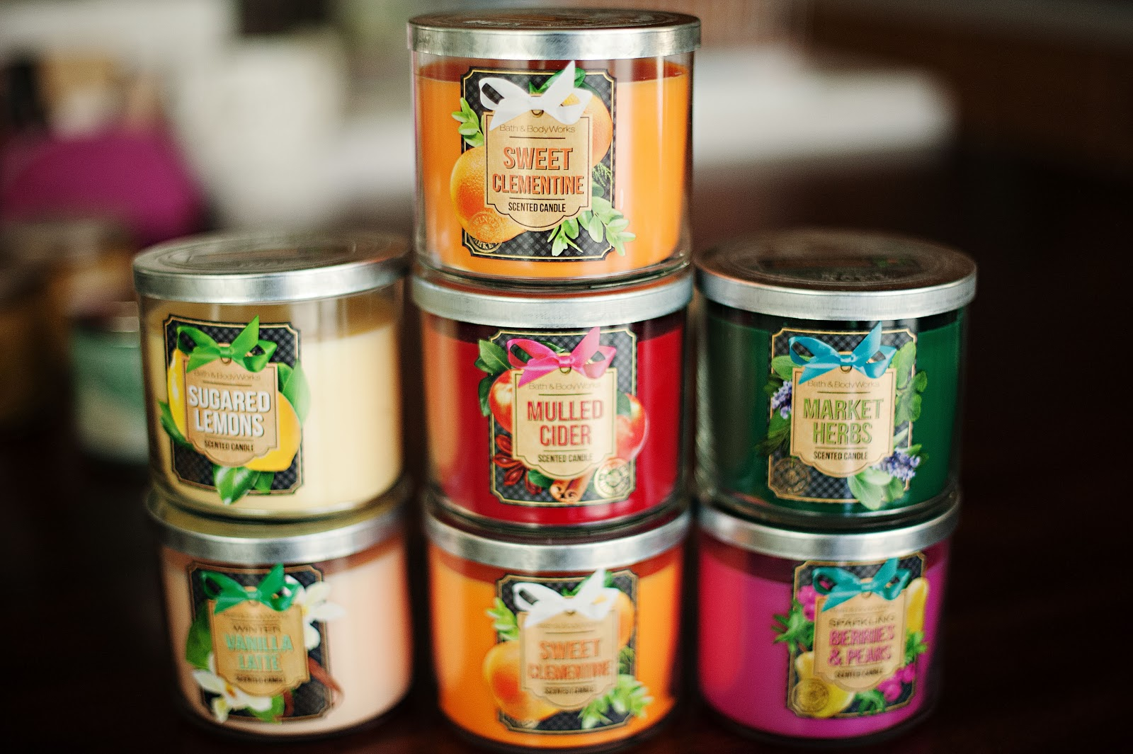 Fragrance Obsessed Bath And Body Works Candles December 39 13