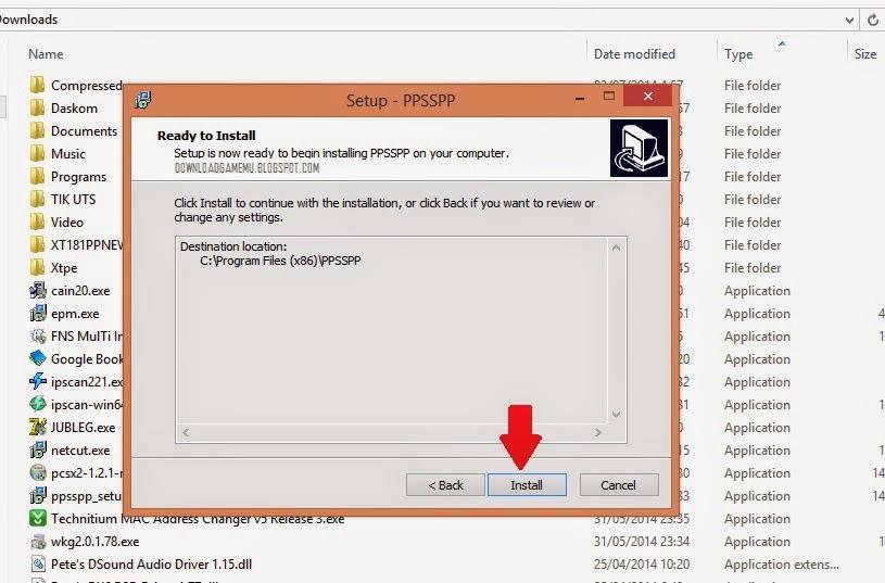 Cara Mudah Download Game Psp Iso