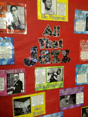Jazz Musicians Bulletin Board