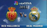 Real Madrid vs Mallorca 2012