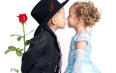 fotos de parejas de niños