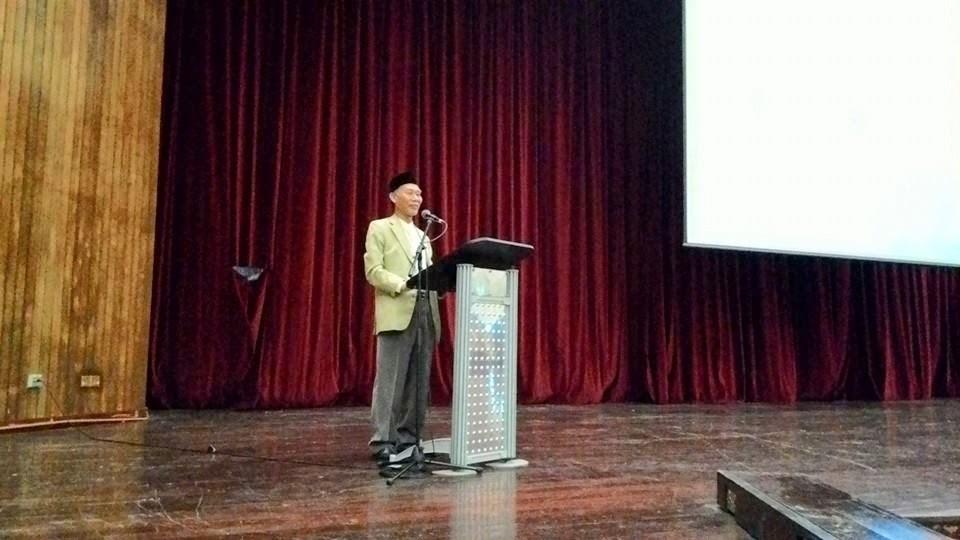 Prof. Dato' Mohamad Abu Bakar, Bicara Eksekutif JAWI, Isu Negara Islam Iraq dan Syria