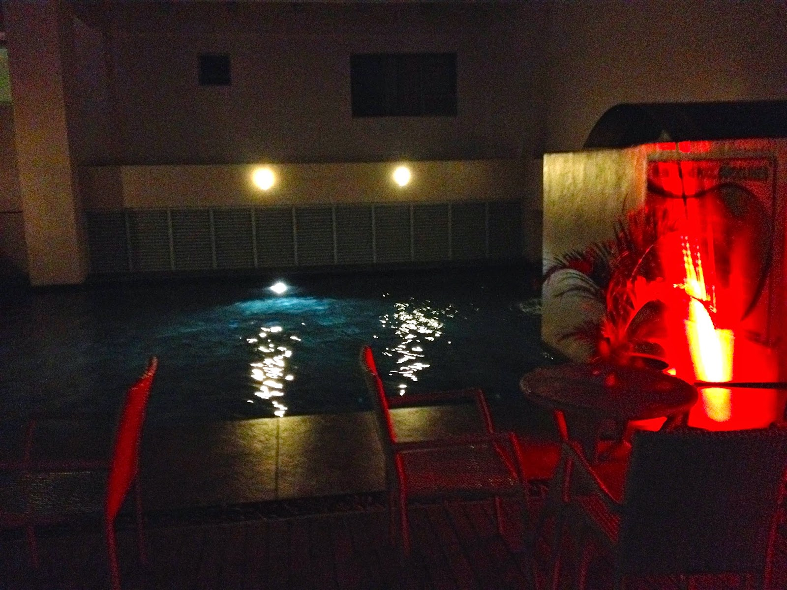 Friday Night Pool Party at Diamond Suites and Residences