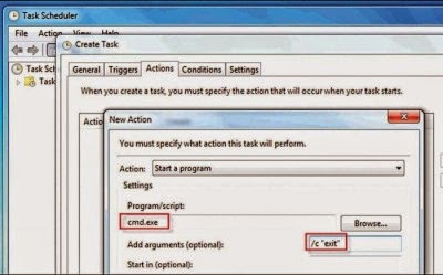 Hướng dẫn đặt lịch tự động khởi động máy tính