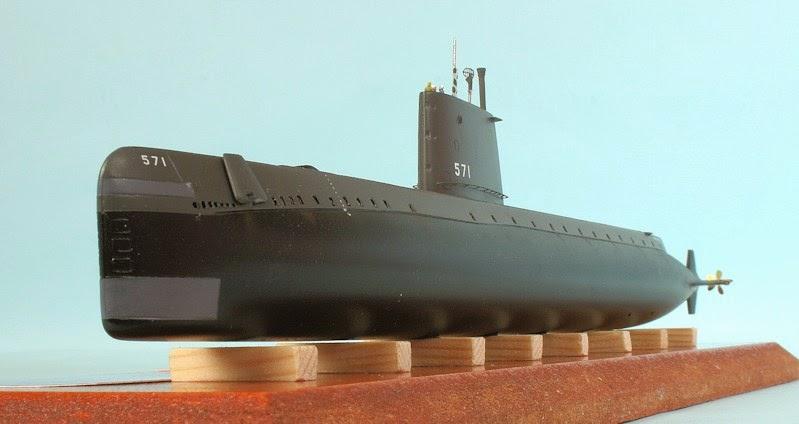 """USS Nautilus (SSN-571)"""