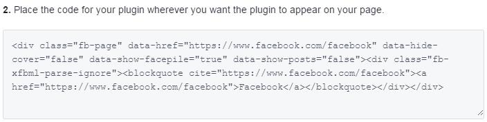 Facebook new like box blogger blog