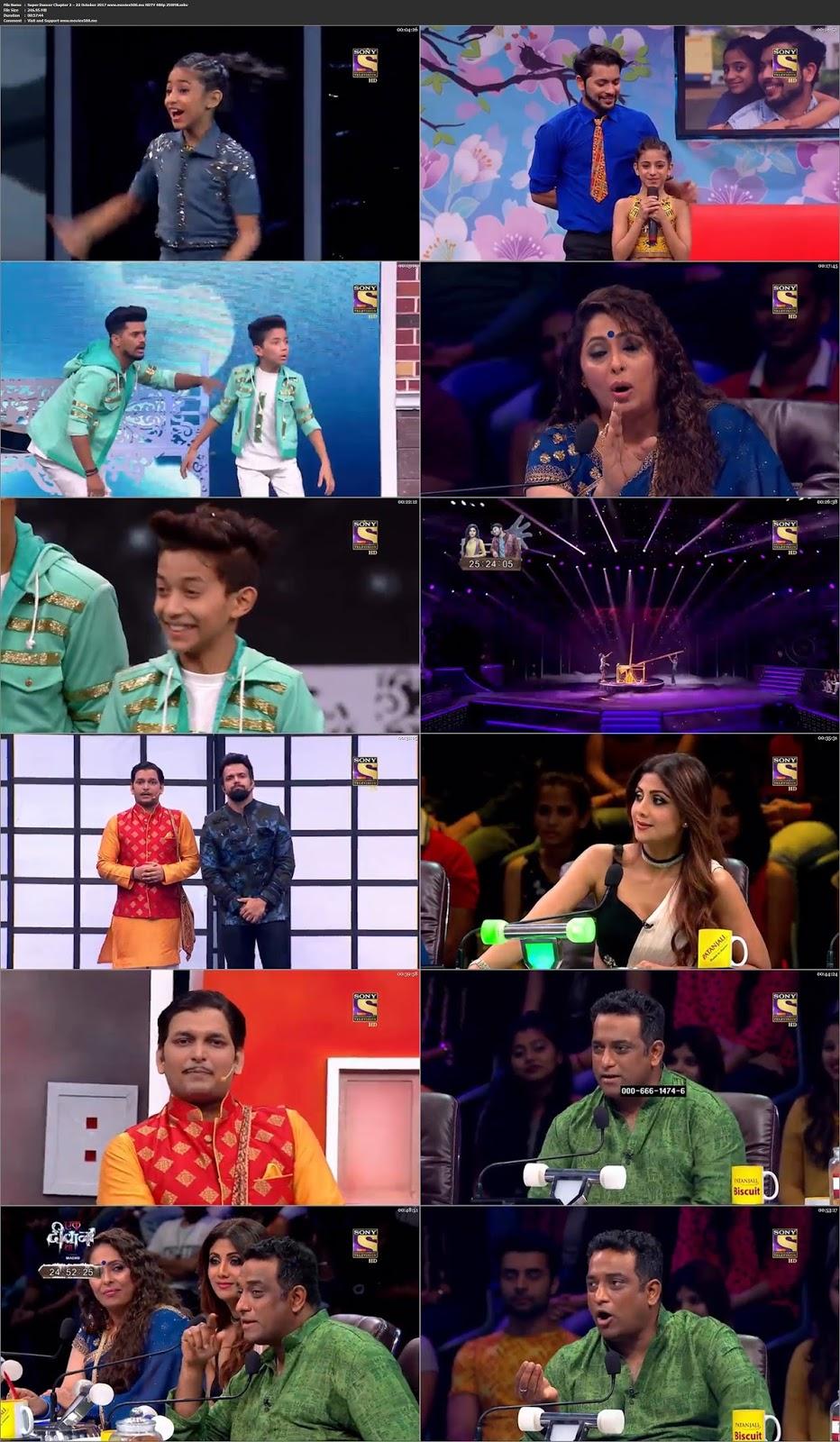 Super Dancer Chapter 2 2017 22 October 246MB HDTV 480p at doneintimeinc.com