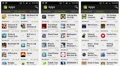 How to Get New Android Market Place – Download Apk