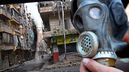 Rusia advierte de alta posibilidad de ataques químicos de Daesh