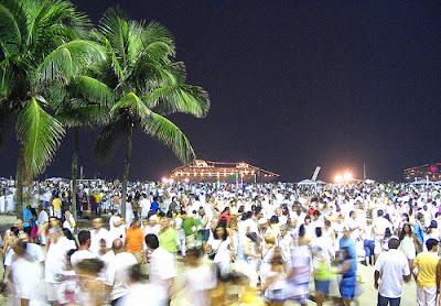 Réveillon, Ano Novo, Virada do Ano em Copacabana 2014
