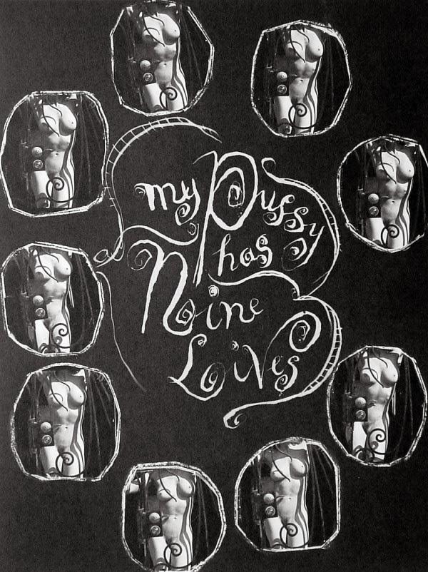 Madonna Sex by Steven Meisel
