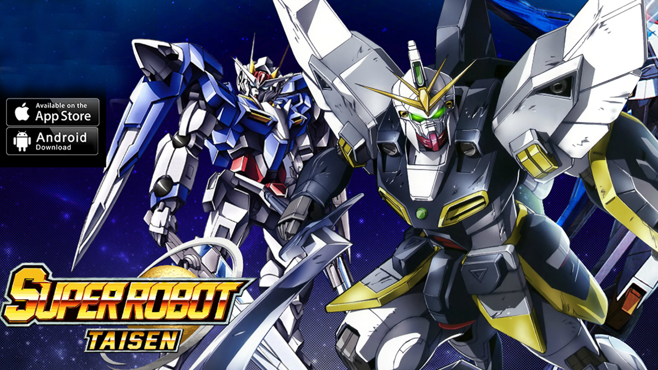 Super Robot Taisen English Gameplay IOS/ Android