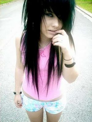 Emo Romance Romance Hairstyles For Girls, Long Hairstyle 2013, Hairstyle 2013, New Long Hairstyle 2013, Celebrity Long Romance Romance Hairstyles 2029