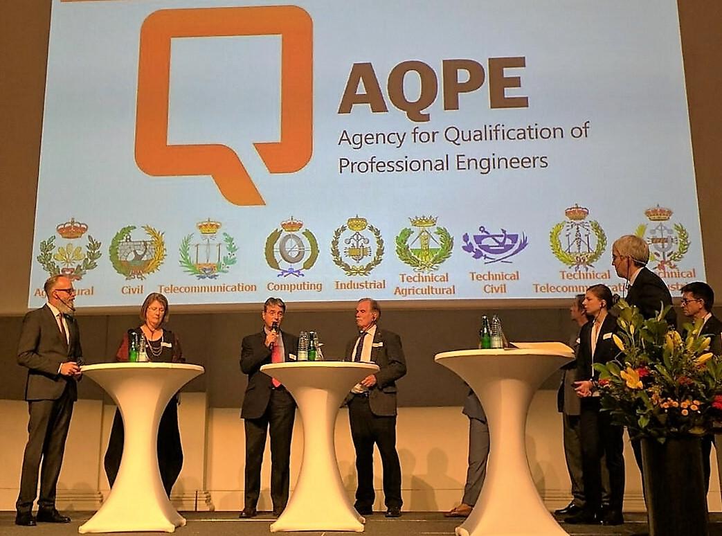 AQPE present in Stuttgart