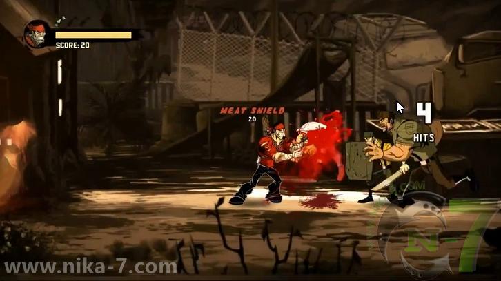 Shank 2 Reloaded Full Version (Game PC 2D Terbaik)