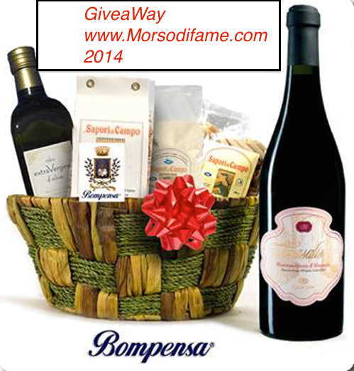 giveaway 2014 -  un regalo al più bel