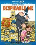 Despicable Me (Four-Disc Combo: Blu-ray 3D / Blu-ray / DVD / Digital Copy)