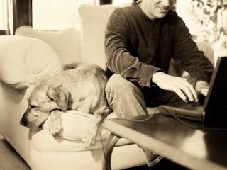 Computador desbanca cachorro e é o novo melhor amigo do homem.