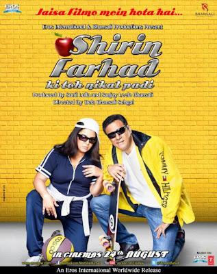 Shirin Farhad Ki Toh Nikal Padi First Look