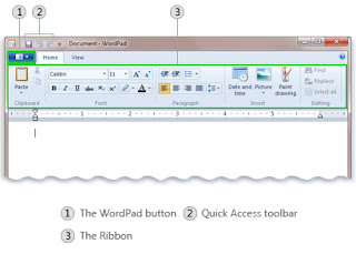 Difference Between Notepad And Wordpad ?