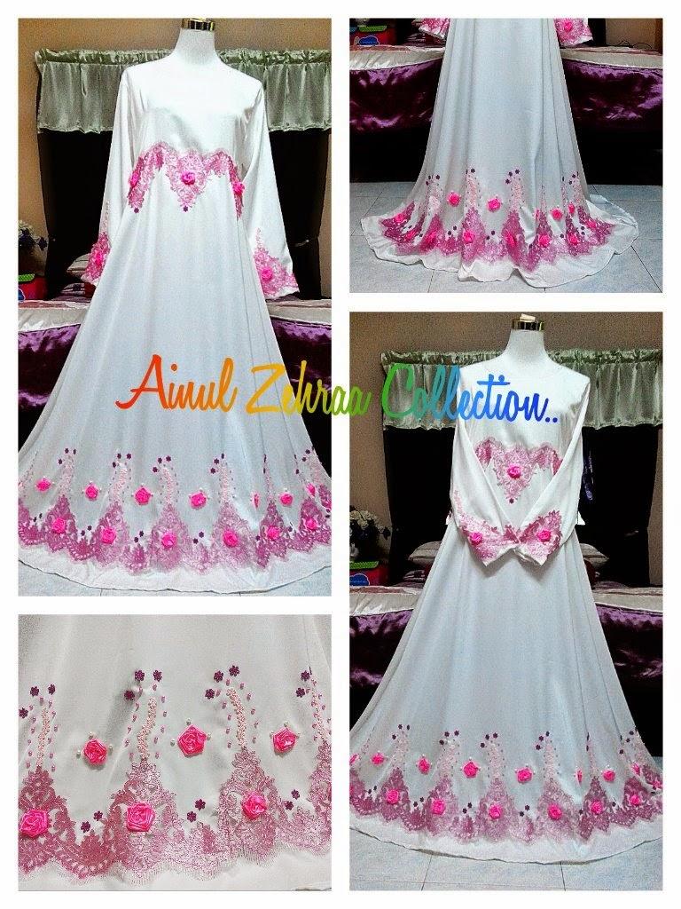 Dress Nikah Muslimah Style