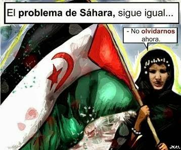 La noche de los puentes con Marruecos: El pueblo saharaui sigue siendo asesinado