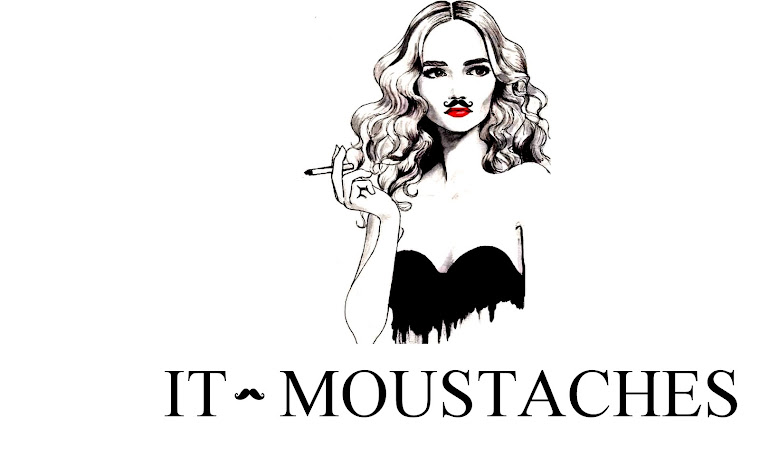 it moustaches
