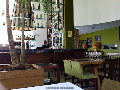 496 Grill & Bar: Ambiente