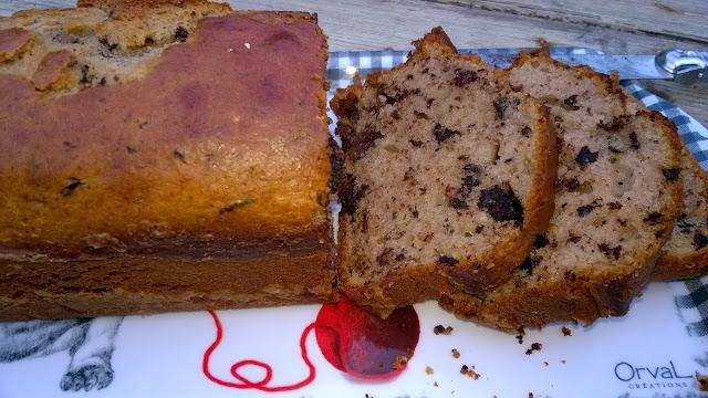 Cake crème de marrons et chocolat