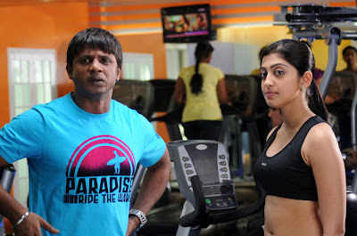 Pranitha hot stills gym pics wallpapers