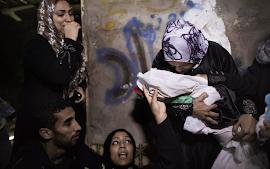 Israel recomeça a matança anual de palestinos