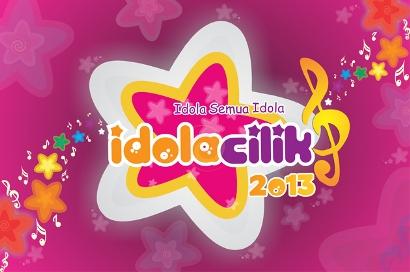 Kontestan Idola Cilik 2013