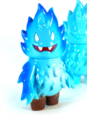 Super7 Propane Blue Flame Honoo Vinyl Figure by Leecifer
