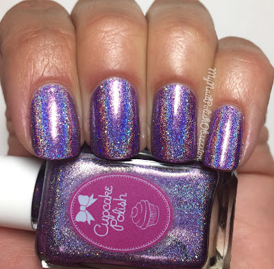 Cupcake Polish Holiday Magic: Cheer
