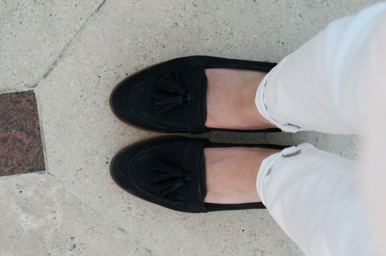 summer loafers from office