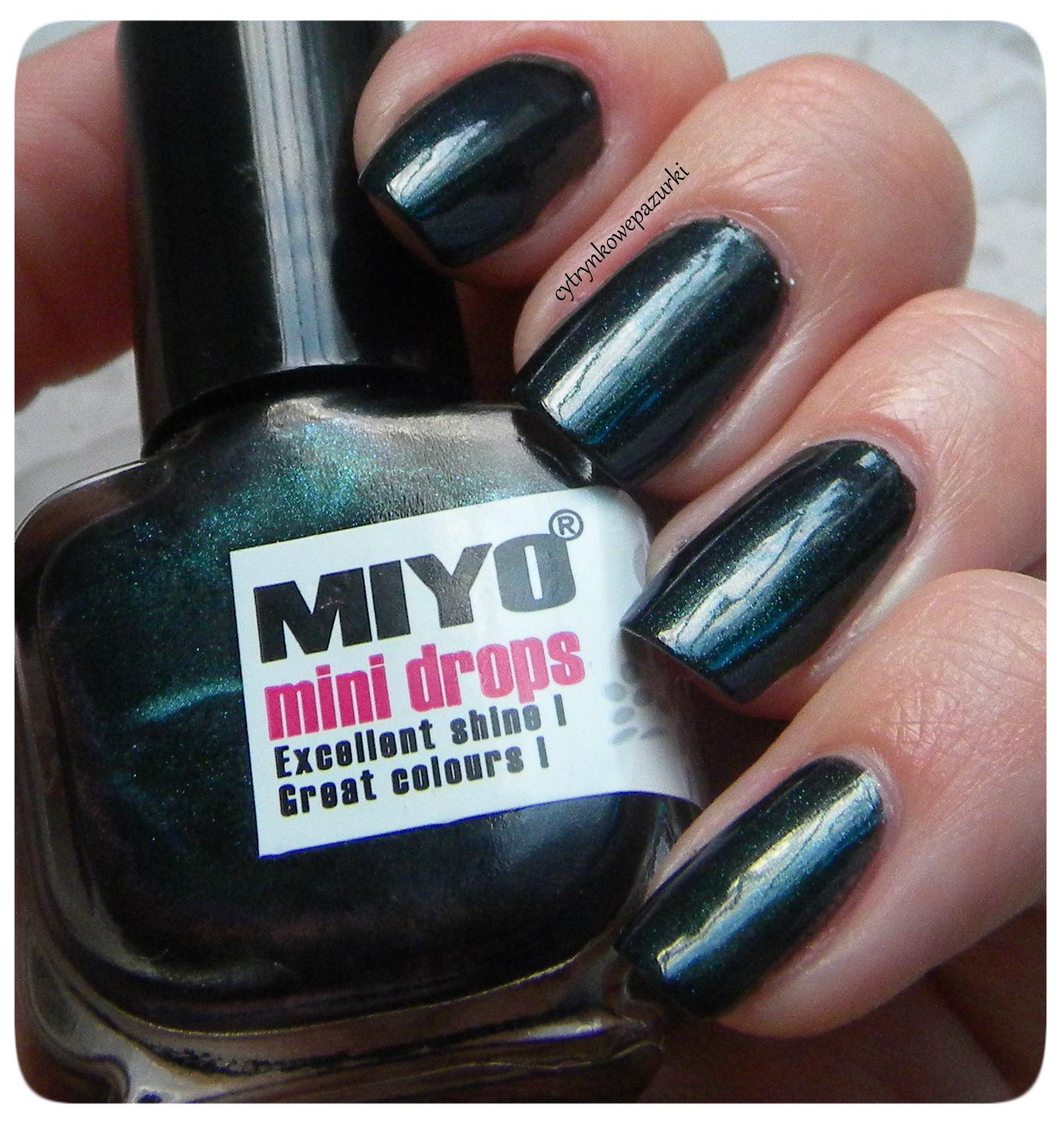 Poniedziałki z Miyo Mini Drops 152 Magic in the Evening