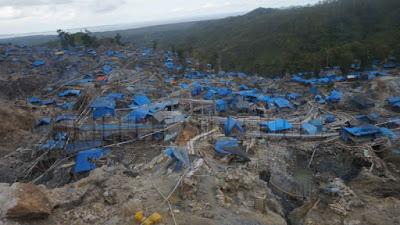 zin Usaha Pertambangan (IUP) yang diterbitkan Dinas Energi dan Sumber Daya Mineral (ESDM) Maluku kepada PT. Ski Global Energi (SGE) sebenarnya berada jauh dari kawasan penambangan emas ilegal Gunung Botak, Kabupaten Buru.