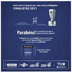 Locamaxx finalista do prêmio Ademi 2011