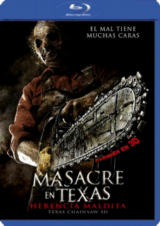Masacre en Texas – Herencia Maldita Latino – (2013) Bluray