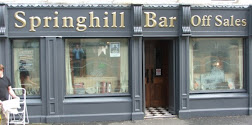 The Springhill Bar, Portrush!