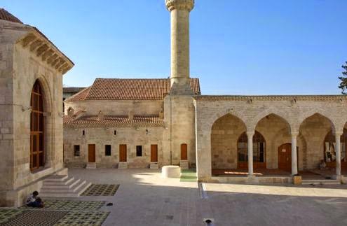Adana Eski (Yağ) Cami ve Medresesi