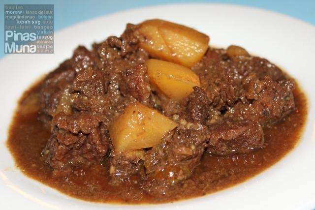 Beef Sinina