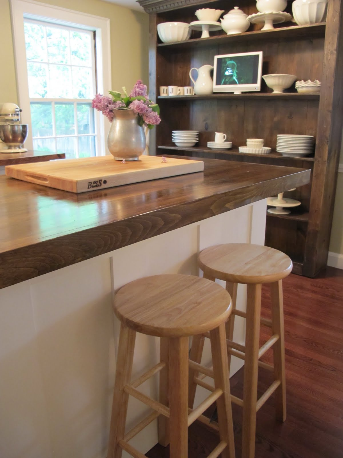 jenny steffens hobick kitchen island diy kitchen island with