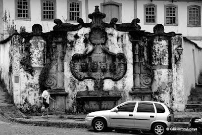 Em Ouro Preto (Minas Gerais, Brasil), by Guillermo Aldaya / AldayaPhoto
