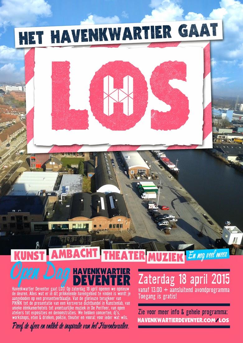 18 April Havenkwartier LOS met LOS/VAST mini parade!