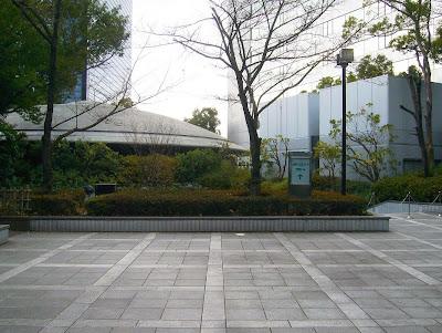 大阪ビジネスパーク円形ホール